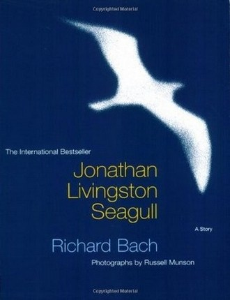 Jonathan Livingston Seagull (112 pages) by Richard Bach