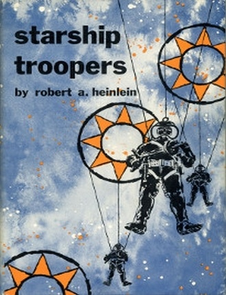 Starship Troopers (263 pages) by Robert A. Heinlein