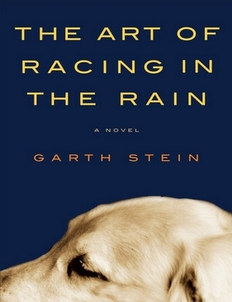 The Art of Racing in the Rain (321 pages) by Garth Stein