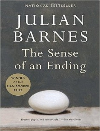 The Sense of an Ending (150 pages) by Julian Barnes