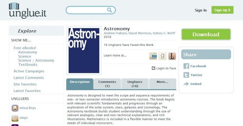 Astronomy by Andrew Fraknoi, David Morrison, Sidney C. Wolff