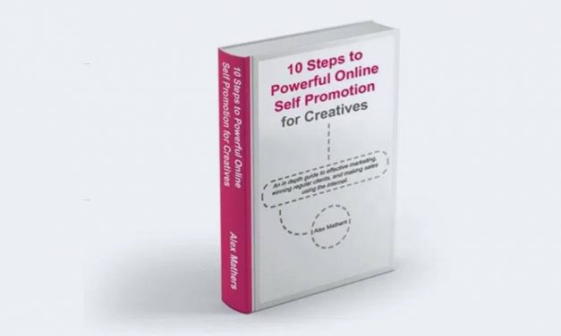 10 Steps to Powerful Online Self Promotion for Creatives, 2009