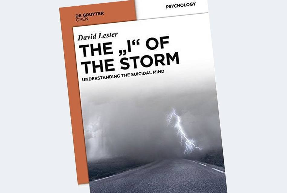 "The ""I"" of the Storm: Understanding the Suicidal Mind"