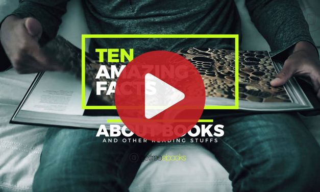 10 Amazing Facts About Books – Part 1