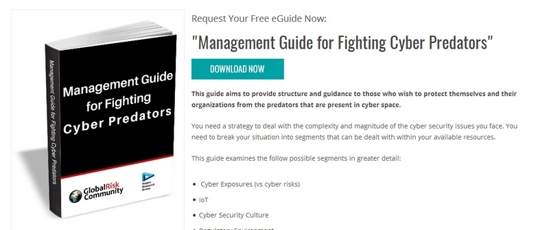Management Guide for Fighting Cyber Predators by Global Risk Community