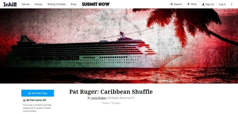 Pat Ruger: Caribbean Shuffle by Jack Huber