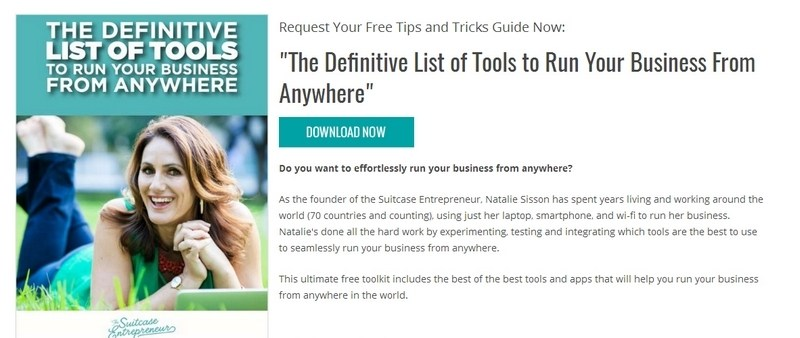 The Definitive List of Tools to Run Your Business From Anywhere by The Suitcase Entrepreneur