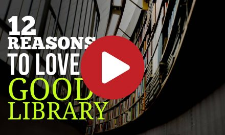 12 Reasons to Love A Good Library and Get Yourself Lost in the World of Adventure