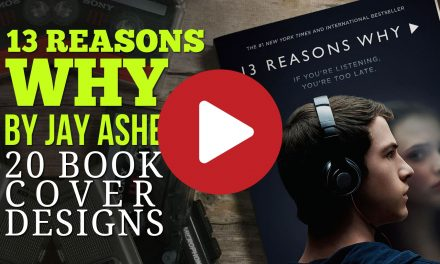 13 Reasons Why – 20 Book Cover Design Variations