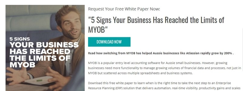5 Signs Your Business Has Reached the Limits of MYOB by NetSuite Inc.