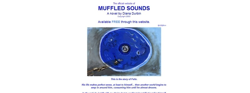 Muffled Sounds by Diana Durbin