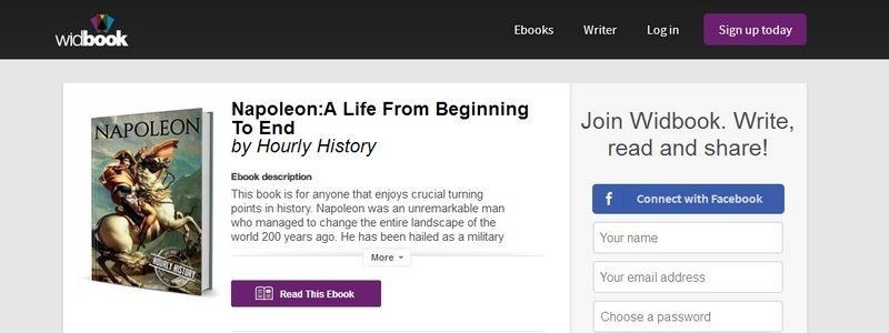 Napoleon:A Life From Beginning To End by Hourly History