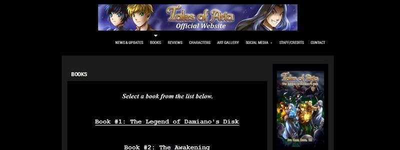 Tales of Aria: The Awakening (Book 2) by Carl Russ III