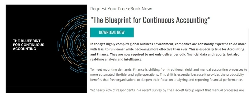 The Blueprint for Continuous Accounting by BlackLine Systems, Inc.