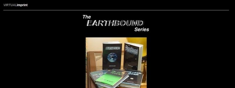 The Earthbound Series by D M Arnold