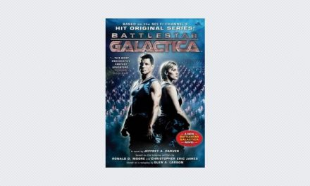 Battlestar Galactica: Novelization Of The Scifi Channel Miniseries