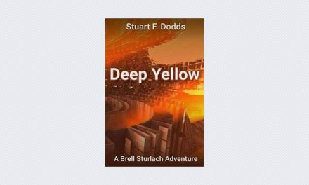 Deep Yellow (A Brell Sturlach Adventure)