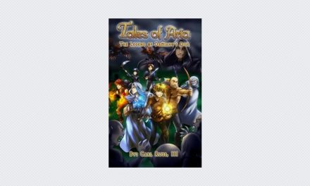 Tales of Aria: The Legend of Damiano's Disk (Book 1)