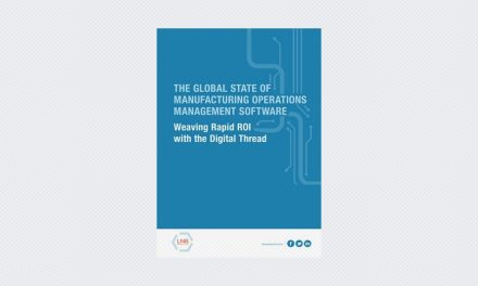 The Global State Of Manufacturing Operations Management Software