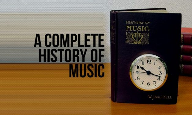 A Complete History of Music