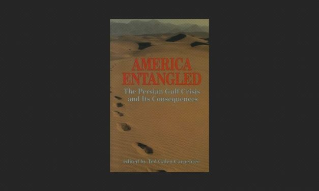 America Entangled: The Persian Gulf Crisis and Its Consequences