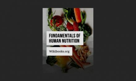 Fundamentals of Human Nutrition