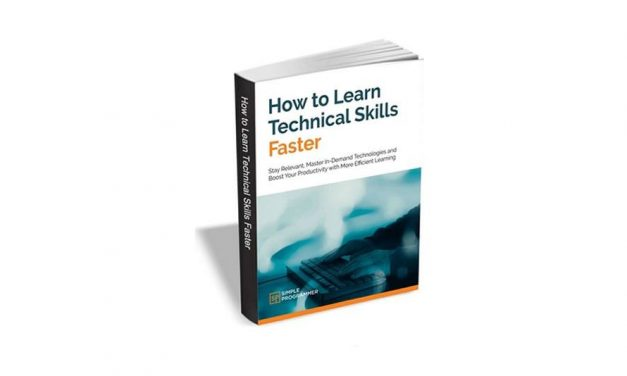 How to Learn Technical Skills Faster