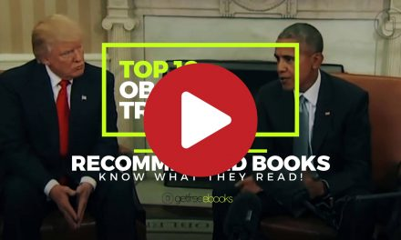 Top 10 Trump VS Obama Recommended Books
