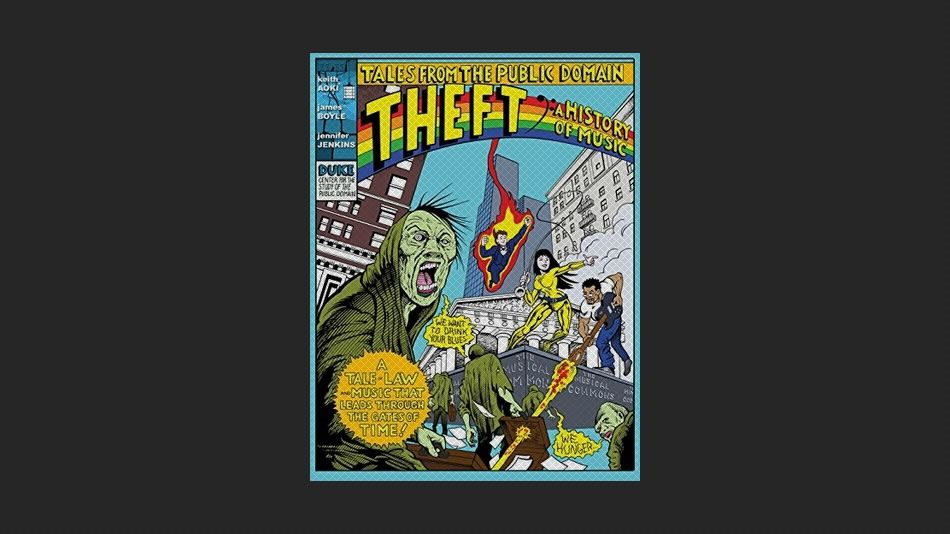 Theft! A History of Music