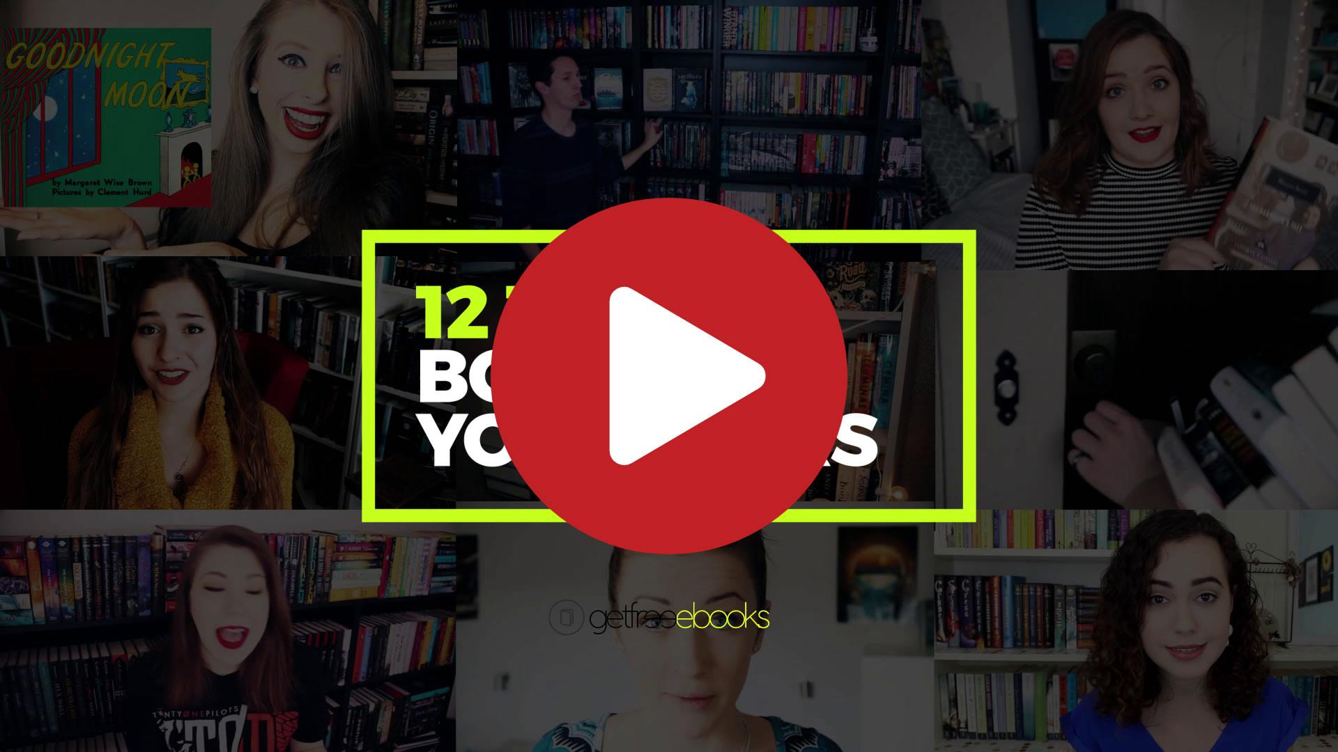 12 Top Book Youtubers - Everything You Need to Know About Books