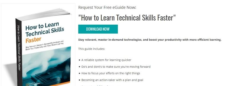 How to Learn Technical Skills Faster by Simple Programmer