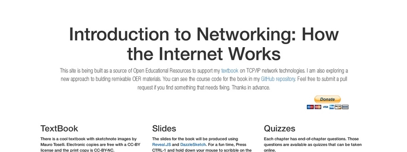 Introduction to Networking: How the Internet Works by Charles Severance