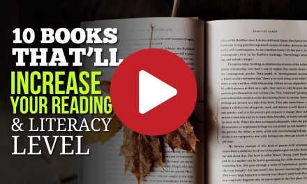 (Video) 10 Books That Will Increase Your Reading and Literacy Level