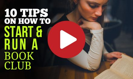 (Video) 10 Tips on How to Start and Run a Book Club