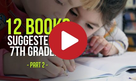 (Video) 12 Books Suggested by 7th Graders – Part #2