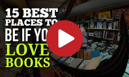 (Video) 15 Best Places To Be If You Love Books – Places That'll Blow Your Mind