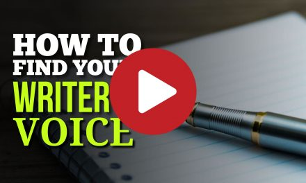 (Video) How to Find Your Writer's Voice – Advice and Wisdom from 20 Authors