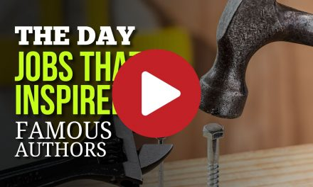 (Video) The Day Jobs That Inspired Famous Authors – Find Out How & When They Got The Idea!