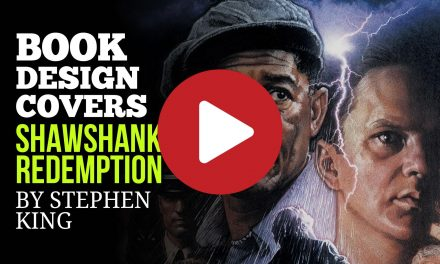 (Video) Shawshank Redemption by Stephen King – Book Cover Design Variations