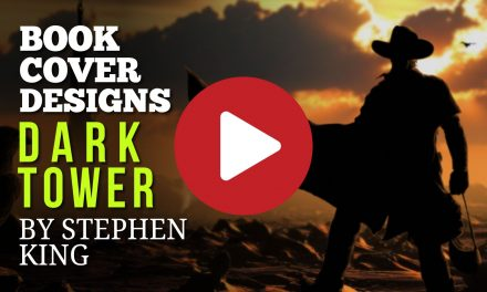 (Video) Book Cover Design Variations – Dark Tower by Stephen King