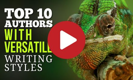 (Video) Top 10 Authors with Versatile Writing Styles That Write Like Chameleons