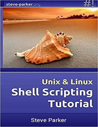 Bash Shell Scripting Tutorial by Steve Bourne