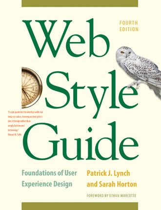 Web Style Guide 4th Edition by Patrick Lynch and Sarah Horton