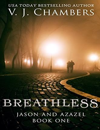 Breathless by V. J. Chambers