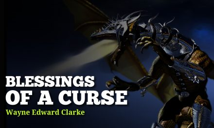 Blessings Of A Curse – Book One of The Nexus Of Kellaran Trilogy
