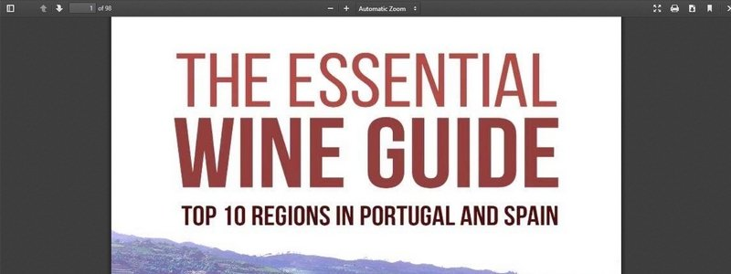 The Essential Wine Guide: Top 10 Regions in Portugal and Spain by Wineberia.com