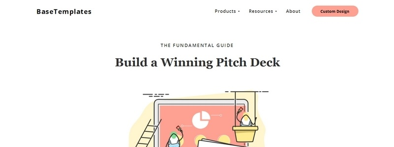 Build a Winning Pitch Deck by Vasyl Slobodian