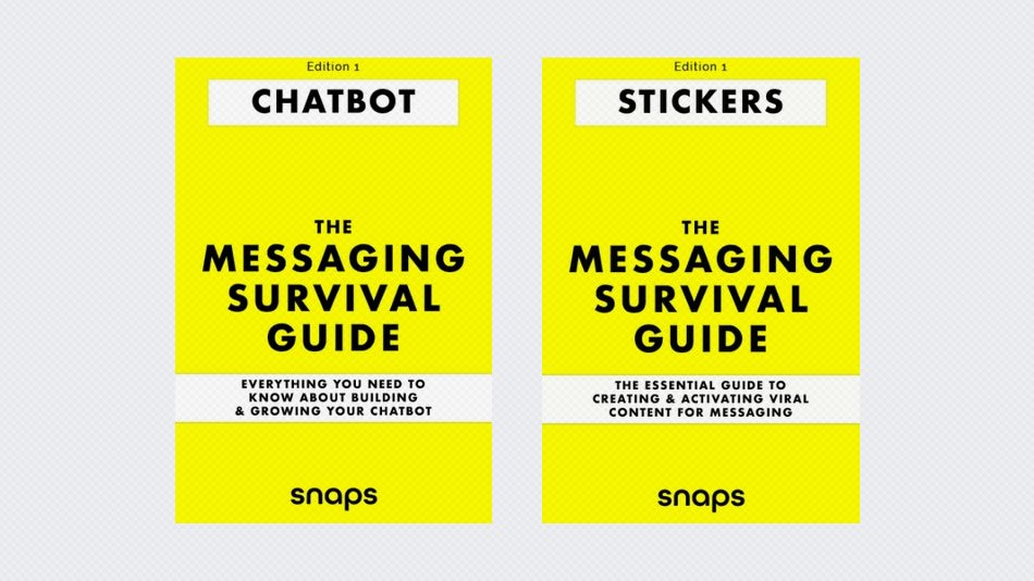 The Messaging Survival Guide: Growing Your Chatbot