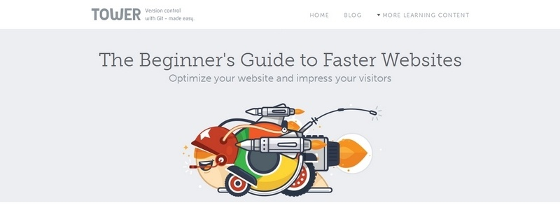 The Beginner's Guide to Faster Websites by Tobias Günther