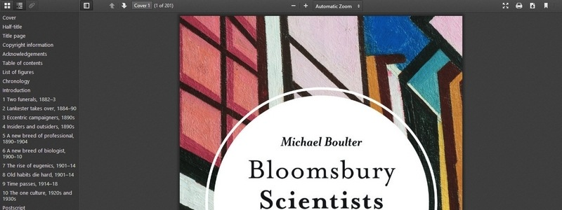 Bloomsbury Scientists: Science and Art in the Wake of Darwin by Alison Major